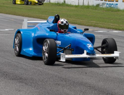 Open Wheel Single-Seater (Formula Car)